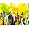 天津创世视觉/手绘效果图快速表现培训
