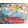 彩虹蛋糕培训价格 蛋糕培训多少钱 悠悠香糕点学习