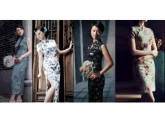 上海哪里可以学做旗袍、传统旗袍制
