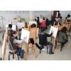 上海素描培训班、闵行手绘动漫培训、美术初级素描班