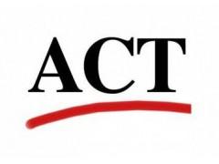 南通ACT模考班