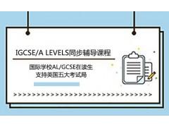 IGCSE/A Levels同步辅导课程