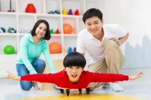 上虞5个可以在家里做的视觉感统失调训练方法