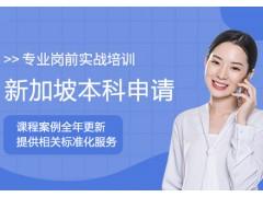 南京新加坡本科留学申请课程